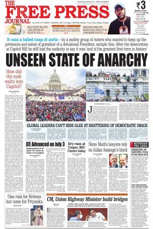 Free Press Whatsapp Edition