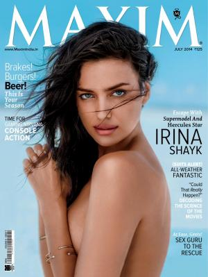 MAXIM INDIA JULY ISSUE 2014 - Read on ipad, iphone, smart phone and tablets.