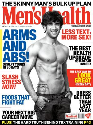 Men's Health-July 2014