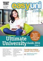 easyuni Ultimate University Guide 2014