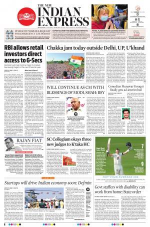 The New Indian Express-Mysuru