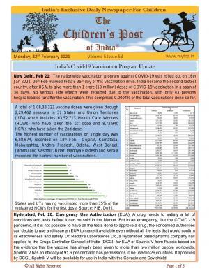 The Children's Post