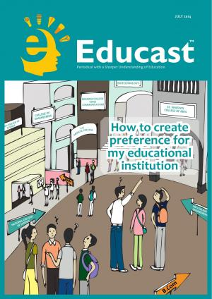 Educast July 2014 - Read on ipad, iphone, smart phone and tablets.
