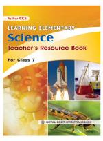 Learning Elementary Science Teacher's Resource Book