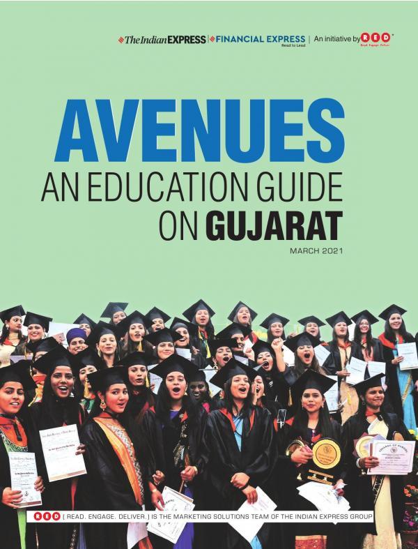 Avenues - An Education Guide on Gujarat