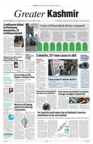 Greater Kashmir