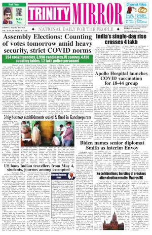 Trinity Mirror English Daily