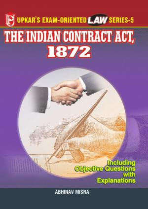 Law Series-5 The Indian Contract Act 1872 - Read on ipad, iphone, smart phone and tablets