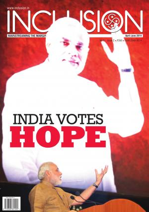 India Votes Hope - Read on ipad, iphone, smart phone and tablets.