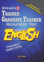 Trained Graduate Teacher Recruitment Test English