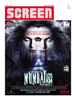 Screen Magazine - Read on ipad, iphone, smart phone and tablets.