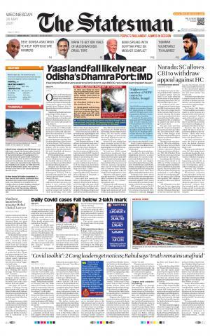 Delhi - The Statesman