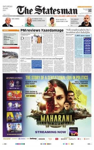 Bhubaneswar -The Statesman