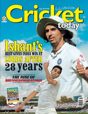 Cricket Today - Read on ipad, iphone, smart phone and tablets