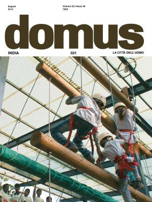 Domus_August 2014 - Read on ipad, iphone, smart phone and tablets.