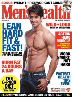 Men's Health-August 2014 - Read on ipad, iphone, smart phone and tablets.