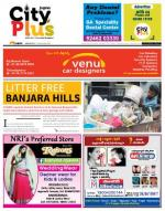 Banjarahills 2 -8 August Vol-5, Issue-31 - Read on ipad, iphone, smart phone and tablets.