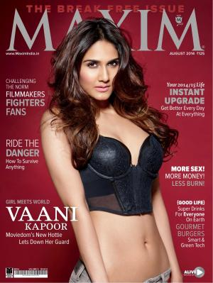 MAXIM INDIA AUGUST ISSUE 2014 - Read on ipad, iphone, smart phone and tablets.