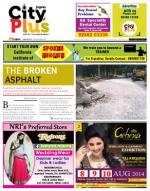 Banjarahills  August 9-15 Vol-5, Issue-32 - Read on ipad, iphone, smart phone and tablets.