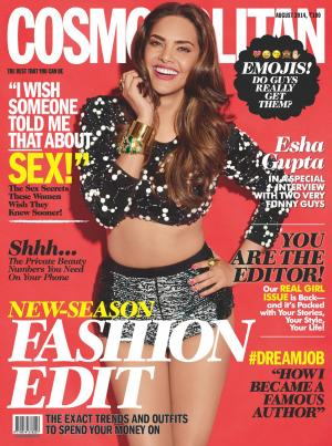 Cosmopolitan-August 2014 - Read on ipad, iphone, smart phone and tablets.