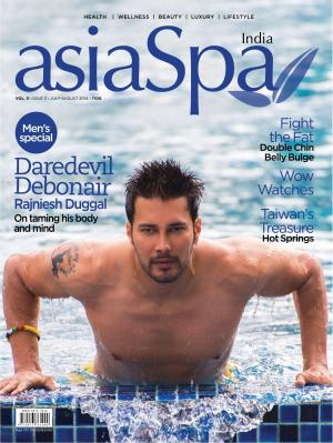 Daredevil Debonair Rajniesh Duggal on taming his body and mind