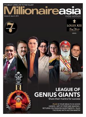 LEAGUE OF GENIUS GIANTS