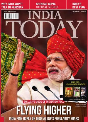 India Today-1st September 2014 - Read on ipad, iphone, smart phone and tablets.