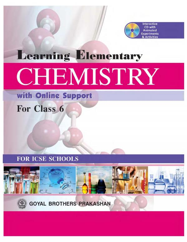 Learning Elementary Chemistry With Online Support e-book in English