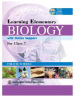 Learning Elementary Biology With Online Support