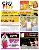 Banjarahills August 30-5th September Vol-5, Issue-35 - Read on ipad, iphone, smart phone and tablets.