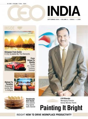 CEO INDIA SEPTEMBER 2014 - Read on ipad, iphone, smart phone and tablets.