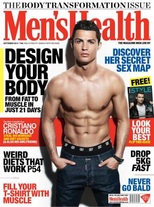 Men's Health- September 2014 - Read on ipad, iphone, smart phone and tablets.