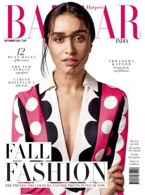 Harper's Bazaar-September 2014 - Read on ipad, iphone, smart phone and tablets.