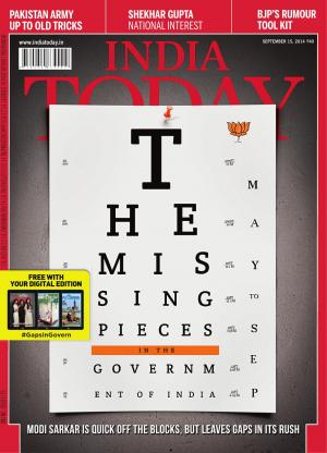 India Today-15th September 2014 - Read on ipad, iphone, smart phone and tablets.