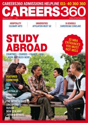 Careers360 September 2014 English - Read on ipad, iphone, smart phone and tablets.