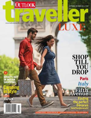 Outlook Traveller Luxe September–October 2014