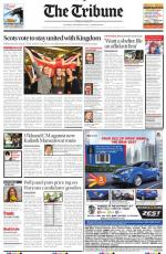 NCR_20_September_2014 - Read on ipad, iphone, smart phone and tablets.