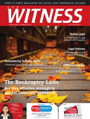 Lex Witness September 2014 - Read on ipad, iphone, smart phone and tablets.