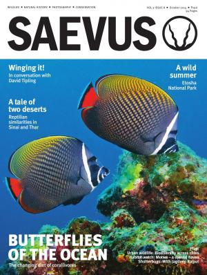 SAEVUS OCTOBER 2014 - Read on ipad, iphone, smart phone and tablets.