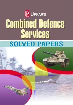Combined Defence Services Solved Paper - Read on ipad, iphone, smart phone and tablets