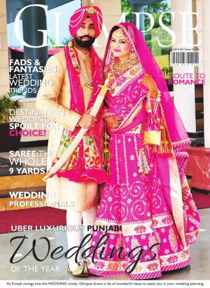 LUXURIOUS PUNJABI WEDDINGS OF THE YEAR - Read on ipad, iphone, smart phone and tablets.