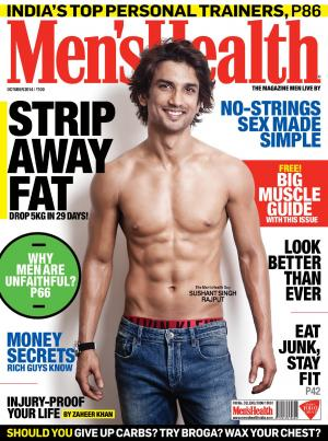 Men's Health-October 2014