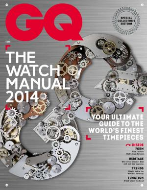 GQ Watch Manual 2014