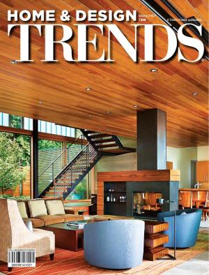 Home & Design TRENDS - Read on ipad, iphone, smart phone and tablets.