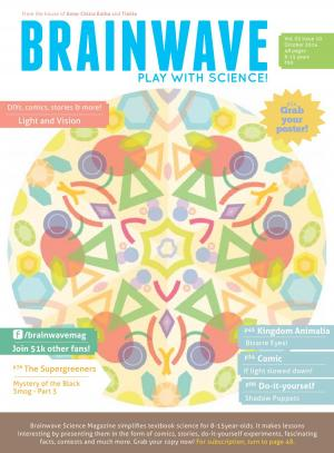 Brainwave Magazine - Read on ipad, iphone, smart phone and tablets.