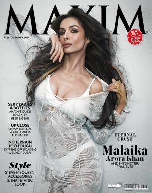 MAXIM INDIA OCTOBER ISSUE 2014 - Read on ipad, iphone, smart phone and tablets.