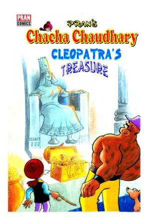 Chacha Chaudhary and Cleopatra's Treasure - Read on ipad, iphone, smart phone and tablets.