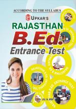 Rajasthan B.Ed Entrance Test