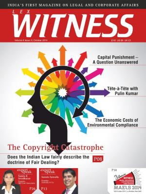 Lex Witness October 2014 - Read on ipad, iphone, smart phone and tablets.