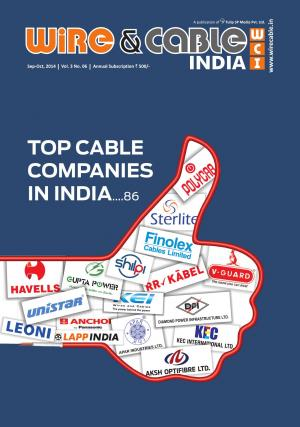 Wire & Cable India - Read on ipad, iphone, smart phone and tablets.